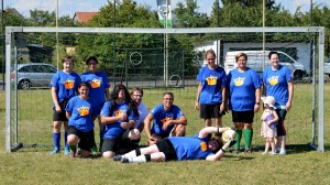 "Team ""Football-Queens"""